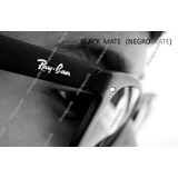 Ray-ban Wayfarer Negro Mate Brillante Carey *envio Gratis*