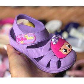6ca80e25d Sapato Infantil Menina Atacado - Sapatos Lavanda no Mercado Livre Brasil