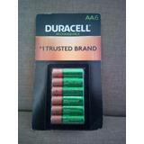 12 Pilas Baterias Duracell Recargables Aa 2500 Mah 1.2 V