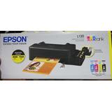 Impresora Epson L 120 Usada