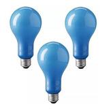 Fotolampara De 500w 120v E26 Azul Eiko