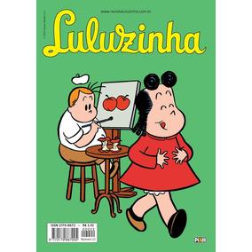 Kit Luluzinha E Sua Turma Com Duas Revistas Em Quadrinhos