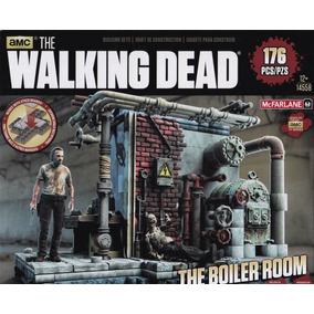 Set Amc The Walking Dead Sala Da Caldeira Mcfarlane Toys