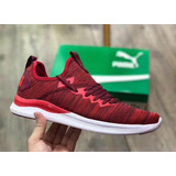 Tenis Puma Ignite Flash Evoknit