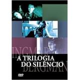 Dvd Trilogia Do Silêncio, Box 3 Filmes De Ingmar Bergman +