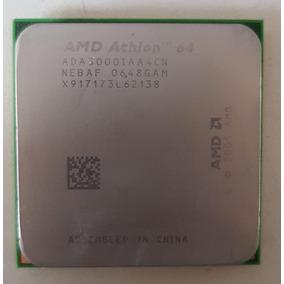 Processador Amd Athlon 64 1.8ghz Ada3000iaa4cn