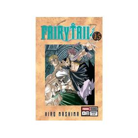 Todobloques Panini Manga Fairy Tail N.15
