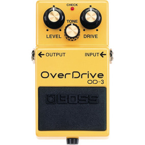 Pedal Boss Od-3 Overdrive - Original!!