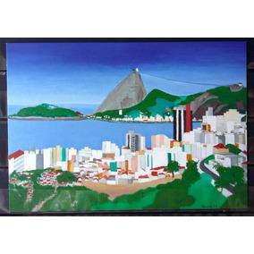 V 8621 Cartao Postal Rio De Janeiro Pao De Acucar