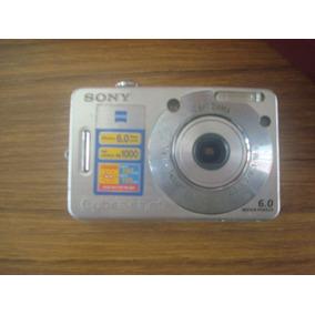 Camara Sony Cybershot Dsc-w50 6 Mp Para Repuesto