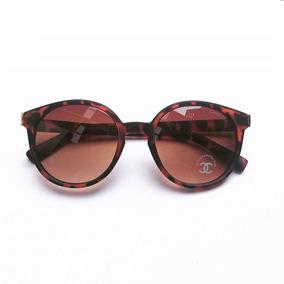 e9a50d40ac2e6 Óculos Sol Feminino Masculino Preto Fosco Redondo Sem Veludo. 4 cores. R   49 90