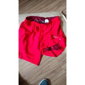 0cfcb7472f Shorts Nike 5 Phenom 2 Em 1 Running Vermelho Tam Gg V2msho