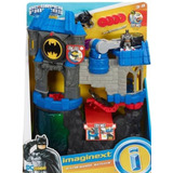 Imaginext Super Friends Baticueva De La Mansión Wayne.