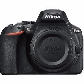 Câmera Nikon D5600 Corpo + Envio Hj Com Nf-e