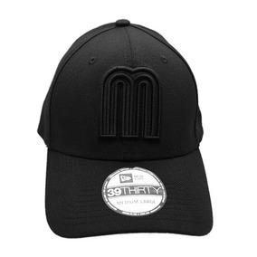 Gorra México Black On Black 39thirty New Era M  L Beisbol 4a10f63e7d7