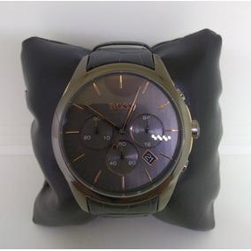 Reloj Hombre Hugo Boss Piel Envio Gratis