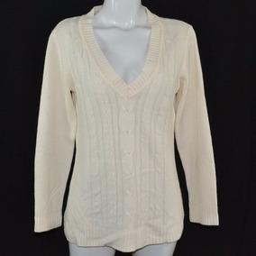 Van Housen Suéter Blanco V S Msrp $700