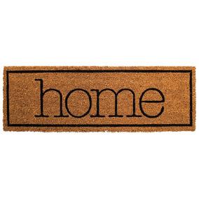 Tapate De Entrada Coco Design Home 25x75 Cm - Diseños Varios
