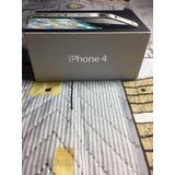 Caixa Vazia Iphone 4
