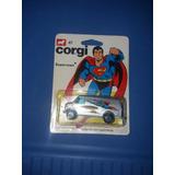 Corgi Superman Carros A Escala