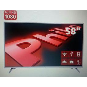 Tv 58 Philco ( Display Quebrado)