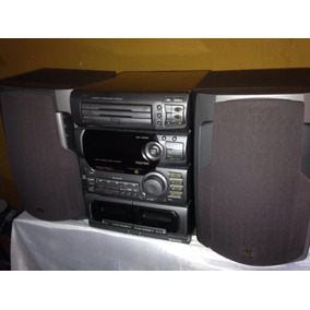 Micro System Jvc Dolby Surrond Prologica Mx-d761t