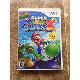 Juegos De Wii Super Mario Galaxy 3 - Nintendo Wii en Mercado