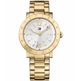 Reloj Tommy Hilfiger Dama Dorado 1781619