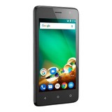 Smartphone Multilaser Ms45 4g 8gb Preto Tela 4.5 Pol. Câmera