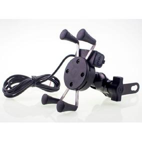 Suporte Gps,celular Para Motos,bicicletas Reforçado