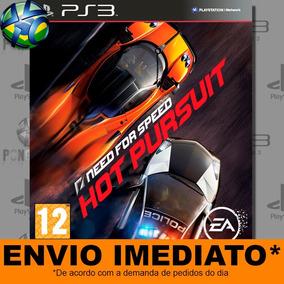 Ps3 Need For Speed Hot Pursuit Envio Imediato Promoção