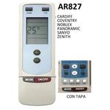 Control Remoto Aire Acondicionado Split F/c Zenith Ar827