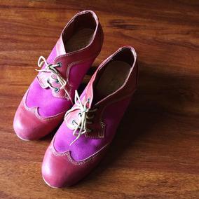 Zapato De Vestir Taco Medio - Calzados en Mercado Libre Chile 2a1376e4b4f74
