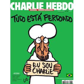 Charlie Hebdo 1178 Edição Limitada Em Português Br