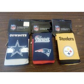 Fundas Nfl Para Gadgets Steelers Patriots Cowboys