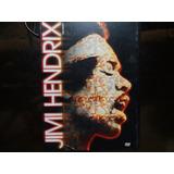 Jimi Hendrix Dvd Original Inedito Coleccion