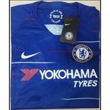 2e1d1ab4b8 19  p nike Chelsea I Partida 2018 - Camisas de Times Ingleses de ...
