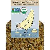 Alimentación Orgánica Natural Gratis Para Pollos De