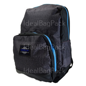 Mochila Nicks Club Gazan1 Qualiti Super Comoda Lisa