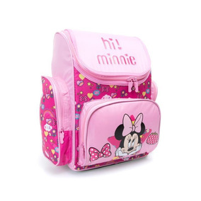 Mochila Rosa Disney Minnie Mouse