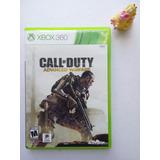 Call Of Duty Advanced Warfare Xbox 360 + Envío Gratis