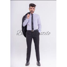 Traje Slim Fit Hombre Entallado - Ropa y Accesorios en Mercado Libre ... 427f0d093f8