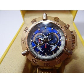 504294e596b Relogio Invicta Chronograph W r 1000 Mt - Relógios De Pulso no ...