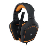 Logitech G231 Prodigy, Auriculares Gaming, Ps4, Xbox One, Pc