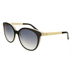 d6a1d2b9ce Gafas De Sol Estampadas Gucci Para Mujer, Gradiente Negro-gr