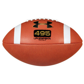 Balon De Futbol Americano Under Armour Piel en Mercado Libre México 84204bbb19a5b