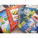 Album Panini Lleno Mundial 2006, Copa America 2007 + Cd