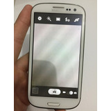 Samsung Galaxy S3 Gt I9300 16gb 8.0mp - Tela De Demonstração