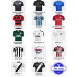 Camisas De Times Campeonato Brasileiro 2019 Escolha A Sua!!!