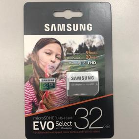 Tarjeta Memoria Samsung 32gb Clase 10 95mb/s
